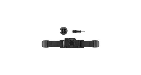 Garmin VIRB X/XE Helmcamera voor ventilatiesleuven zwart